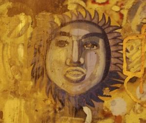 Il dio sole - Anonimo - Roma
