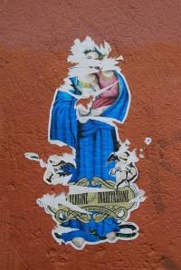 Beata Vergine dell'Inabitazione - Ex Voto - Roma