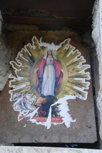 Nostra Signora del Futteball - Ex Voto - Roma
