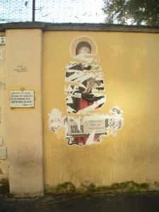 Beata Vergine degli Scolari - Ex Voto - Roma