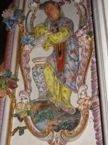 Salottino di Porcellana - Karl - Museo di Capodimonte