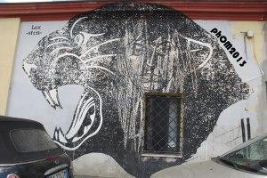 La pantera e(') la donna - Sten&Lex - Via dei Magazzini Generali - Roma