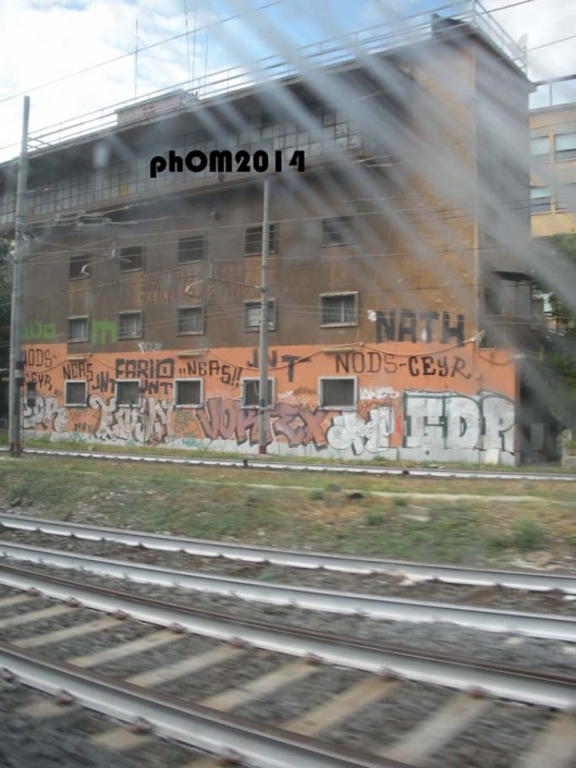 Stazione Tiburtina - Roma