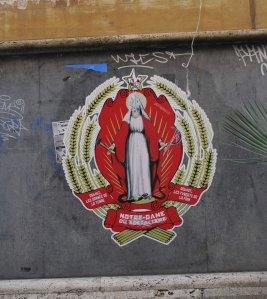 Notre Dame du Socialisme - Ex Voto - Tetaro Valle