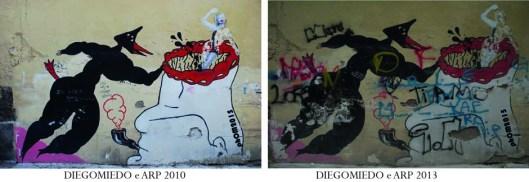 DiegoMiedo e ARP - Centro Storico - Napoli