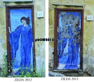 Zilda - La Notte - Pedamentina di San Martino - Napoli